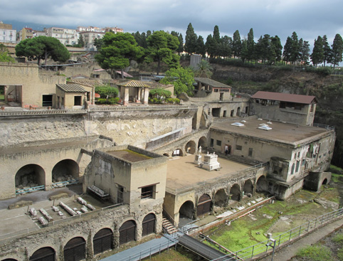 Herculaneum - 1/2 Day Tour from Sorrento
