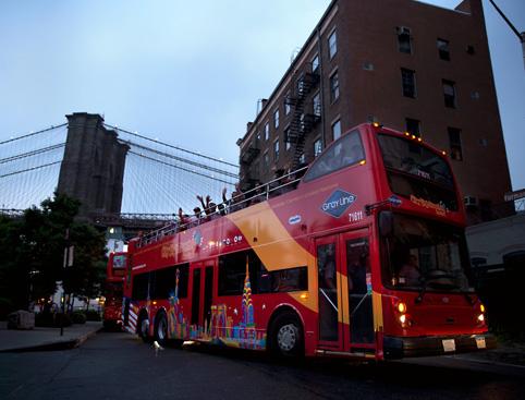 Holiday Lights Tour – New York