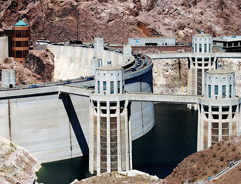 Hoover Dam Bus Tours + FREE Monorail Pass