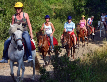 Horse Riding - from Marmaris