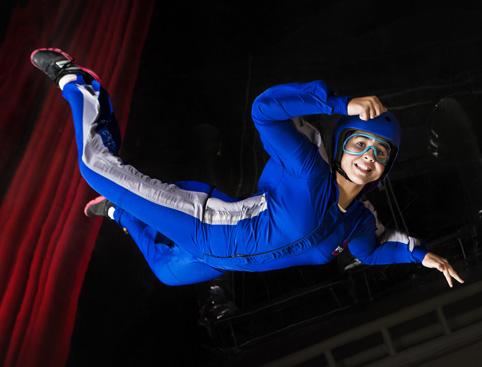 IFly Dubai - Indoor Skydiving