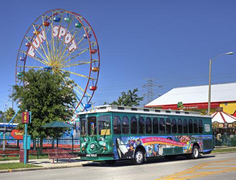 I RIDE Trolley - Orlando