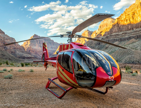 Grand Kingdom with EcoStar - from Grand Canyon South