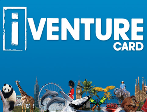 iVenture Pass London - SAVE 40%