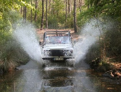 Jeep Safari - from Marmaris