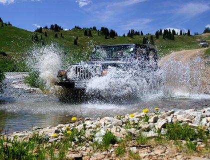 Jeep Safari - Side