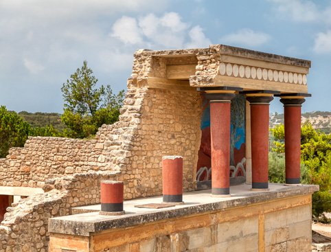 Knossos & Heraklion City Tour - From Malia