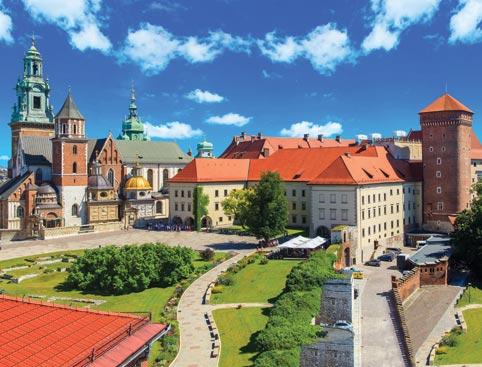Krakow By Night Walking Tour