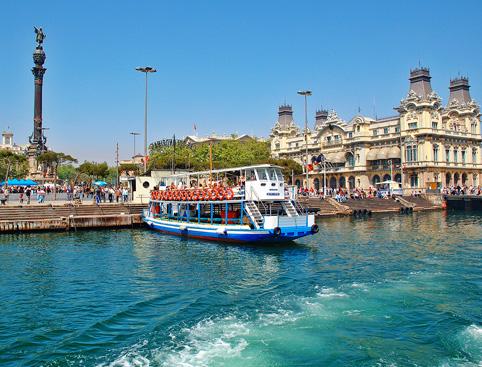 Las Golondrinas Boat Trip