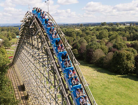 Lightwater Valley Theme Park