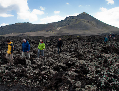 The Lunar Landscape of Lanzarote Hiking Tour