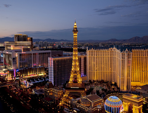 Las Vegas Strip Heli Flight + FREE Monorail Pass