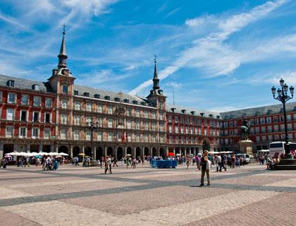 Madrid Highlights & Royal Palace