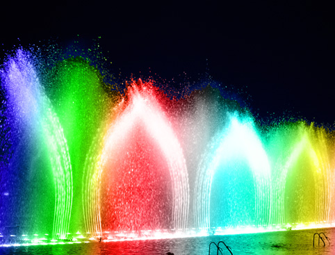Magic Dancing Waters