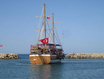 Manavgat Market & Cruise - Antalya