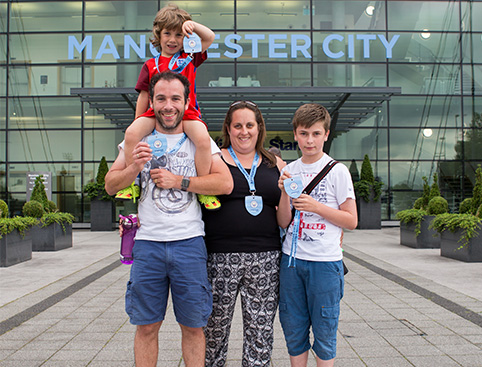 Manchester City & Ethiad Stadium Tours
