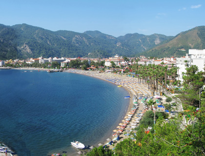 Marmaris Day Trip - From Rhodes