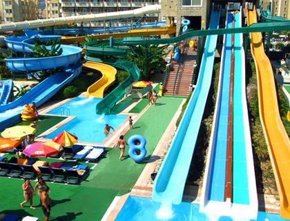 Marmaris Waterpark - from Marmaris