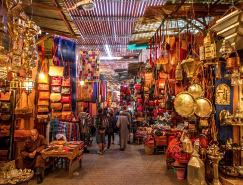 Marrakech, Souks And Medina Tour