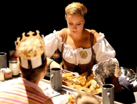 Medieval Times Dinner Florida