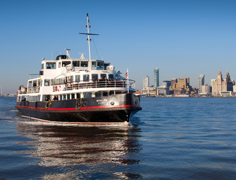 Mersey Ferries River Cruise