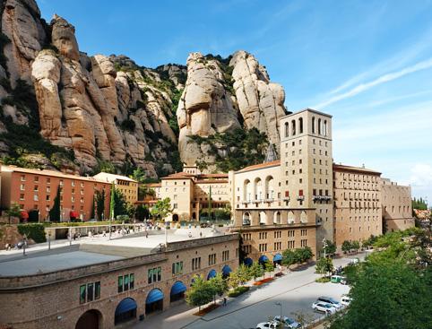 Monastery of Montserrat Tours