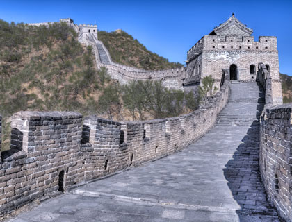 Mutianyu Great Wall & Underground Palace Tour