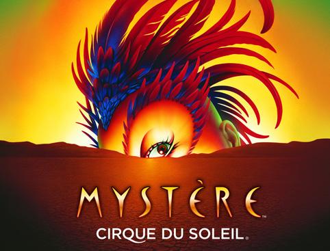 Mystère - Cirque du Soleil - Las Vegas