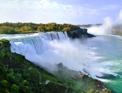 Niagara Falls Boat Tour - Hornblower