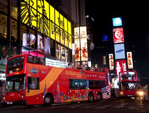 Night Tour Manhattan