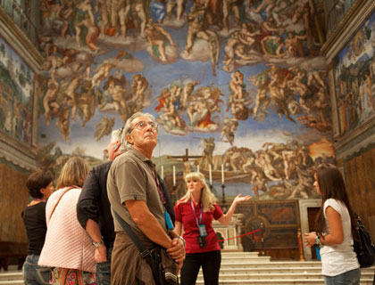 EXCLUSIVE No Wait access to the Vatican Museums, St. Peter's Basilica & Sistine Chapel Tour
