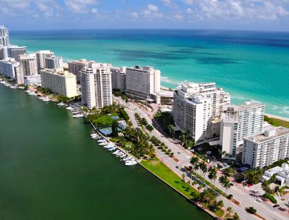 One Day Miami Tour - from Orlando