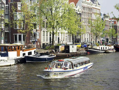 Amsterdam Canal Cruise - 1hr