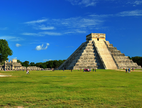 Open the Gate to Chichen Itza ® Tours