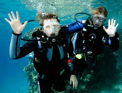 Ocean College PADI Open Water Dive Course-4 Days