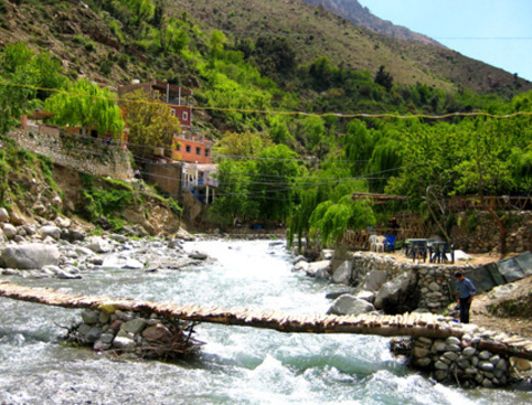 Ourika Valley Tour