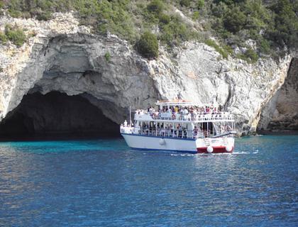 Paxos and Antipaxos from Corfu