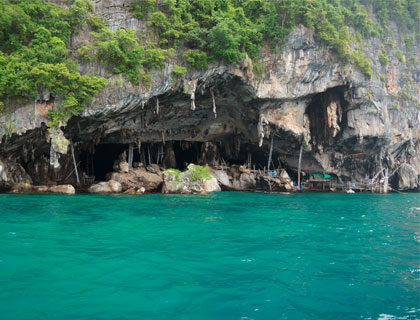 Phi Phi Islands by Speedboat from Krabi