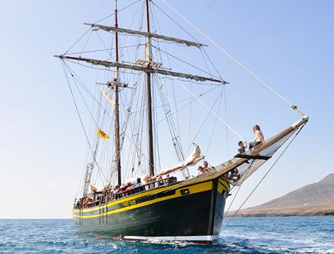 Pirate Adventure Fuerteventura
