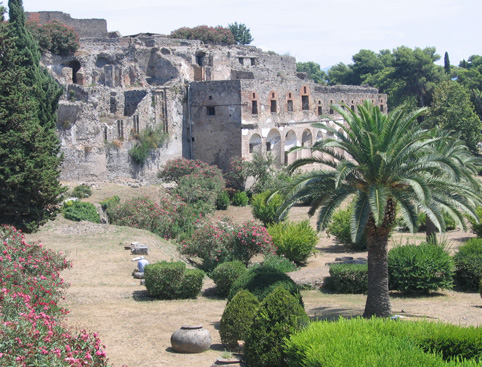 Day trip to Pompeii and Herculaneum From Sorrento