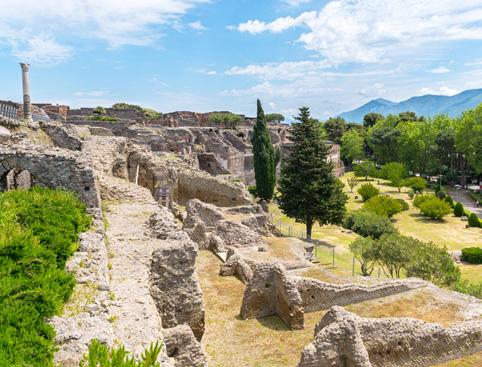 Pompeii Half Day Tour From Sorrento