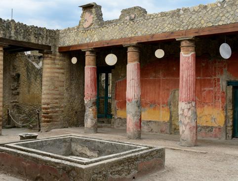 Pompeii & Herculaneum - FD - Incl Lunch