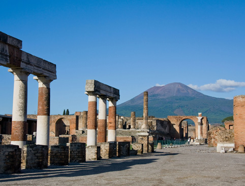 Full Day Pompeii & Herculaneum Including Lunch