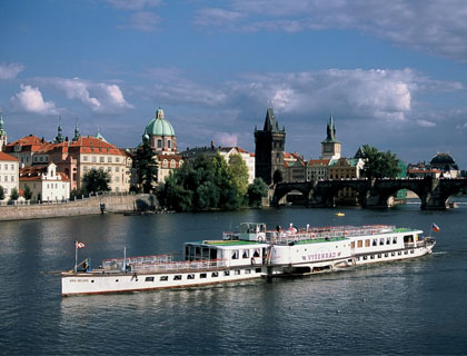 Prague City Cruises
