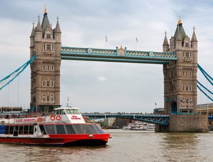 Thames Sightseeing Tours & Cruises