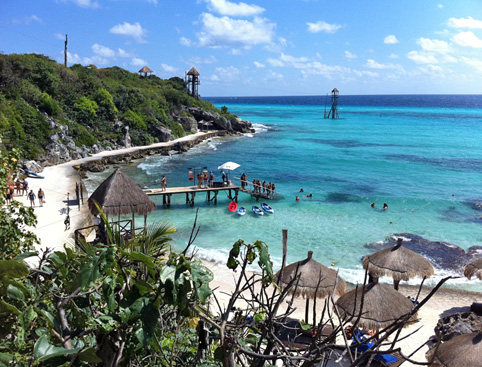 Royal Garrafon Park at Isla Mujeres