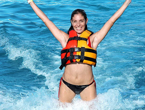 Swim with Dolphins Isla Mujeres - Royal Swim