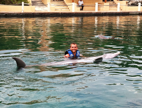 Swim with Dolphins Mayan Riviera - Royal Swim - Puerto Aventuras