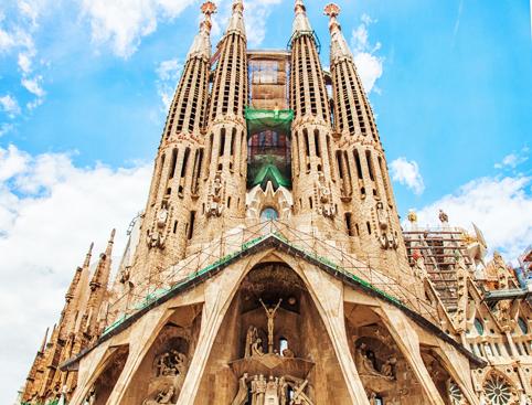 Sagrada Familia - Fast Track