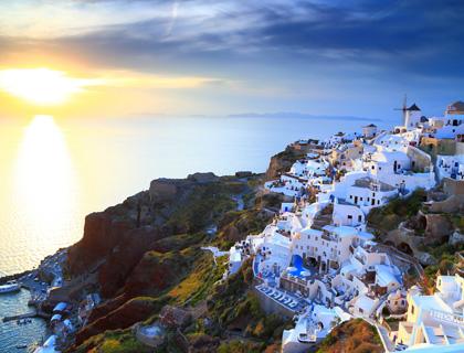 Santorini Day Cruise